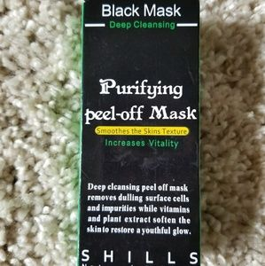 BRAND NEW BLACK MASK PURIFYING PEEL OFF MASK